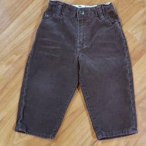 Oshkosh Bgosh Velvet Jeans
